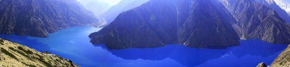 Phoksundo panorama